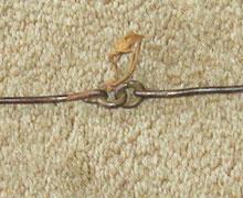 survey chain rod link