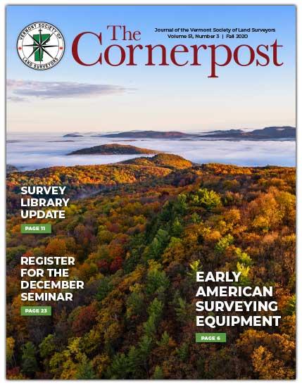 Cornerpost magazine Fall 2020